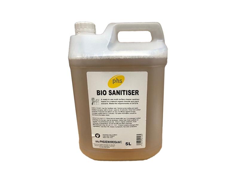 Cleaner Sanitiser 750ml Trigger Spray Pack Of 6 Phs Direct